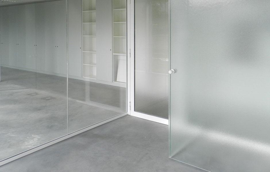 Automatische Glazen Schuifdeur Prijs.Glazen Schuifdeuren Glaswerken Vanheertum Te Turnhout